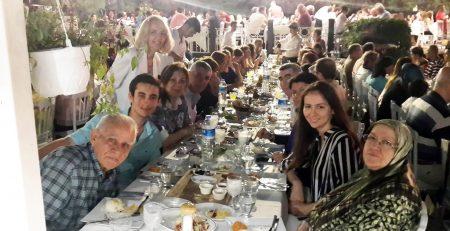 Lider Akademi Geleneksel İftar Yemeği Anadolu Et Bademli
