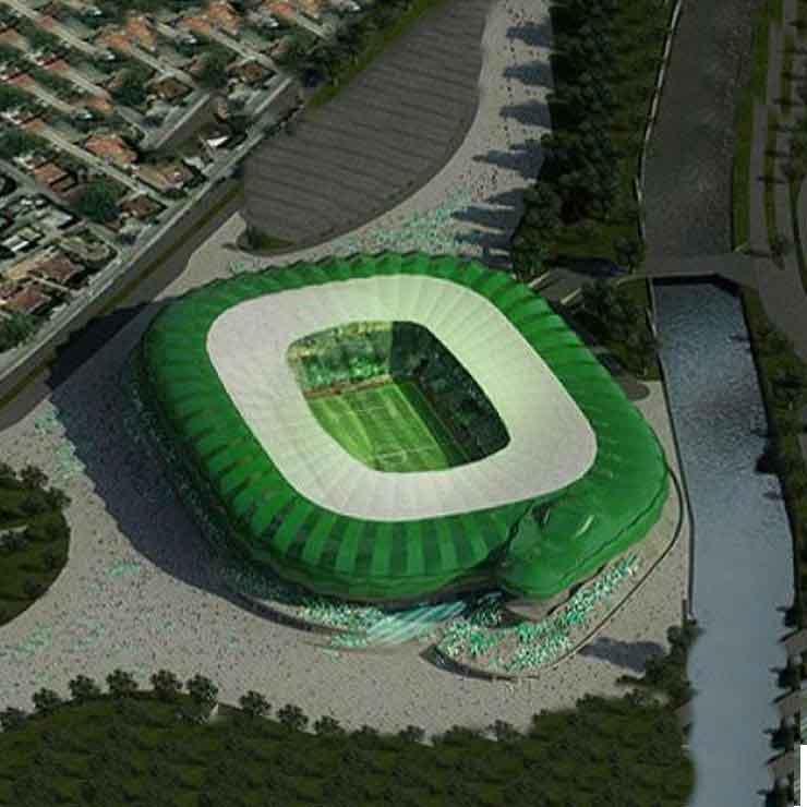 Bursaspor Timsah Arena Stadyumu