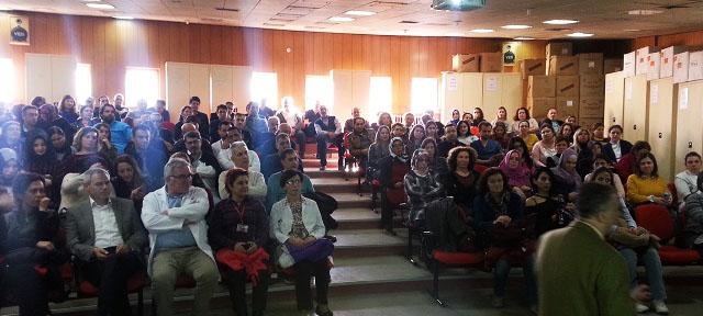 Bursa Devlet Hastanesi İş Güvenliği Eğitimi