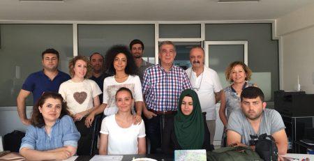 Lider Akademi toplantı